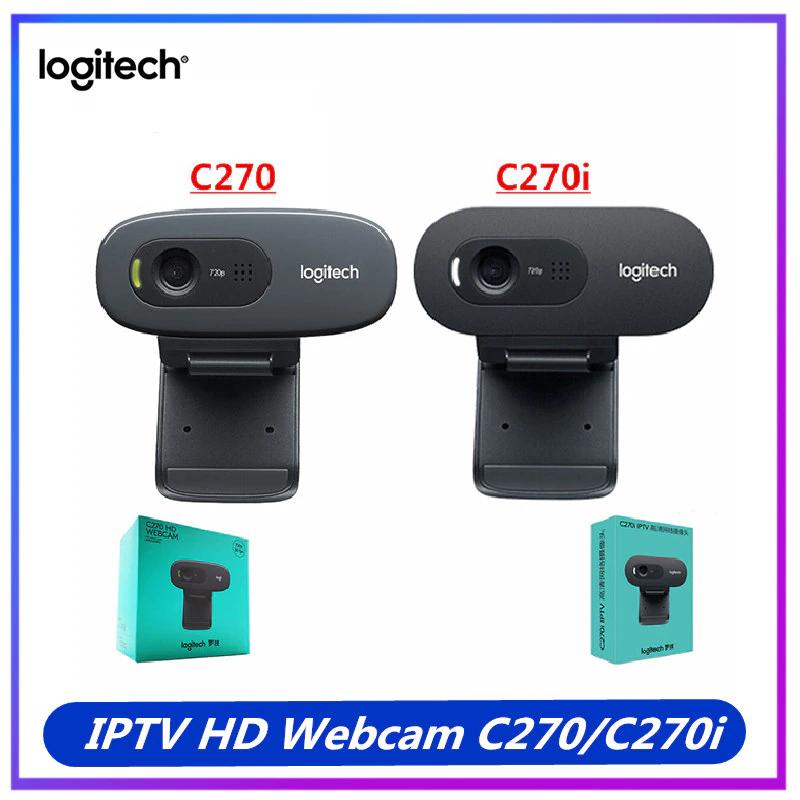 Logitech C270i für 22,10€ oder Logitech C270 für 23,36 mit 10-Tage Lieferung