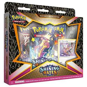 Pokemon TCG Shining Fates Bunnelby Pin Collection Prime