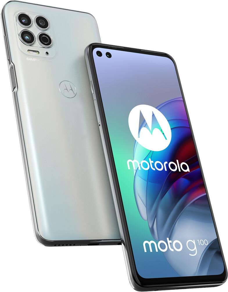 Motorola Moto G100 (128GB, Wert 499€) für 49€ Zuzahlung mit o2 Super Select S (6GB LTE, VoLTE, WLAN Call) für mtl. 14,99€
