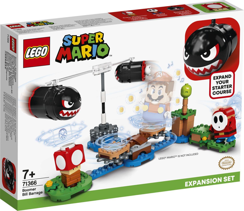LEGO 71366 Riesen-Kugelwillis – Erweiterungsset Bausatz, Mehrfarbig [Saturn Abholung]