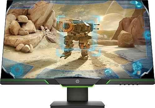 "HP 27xq LED-Monitor (68,6 cm/27 "", 2560 x 1440 Pixel, QHD, 144 Hz, 1 ms Reaktionszeit) [Otto Up Lieferflat]"