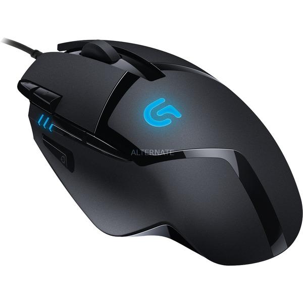 Logitech G402 Hyperion Fury Gaming Maus für 29,99€ inkl. Versandkosten