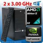 Komplett PC AMD Athlon II X2 250 2 x 3.0GHz | 2GB DDR3