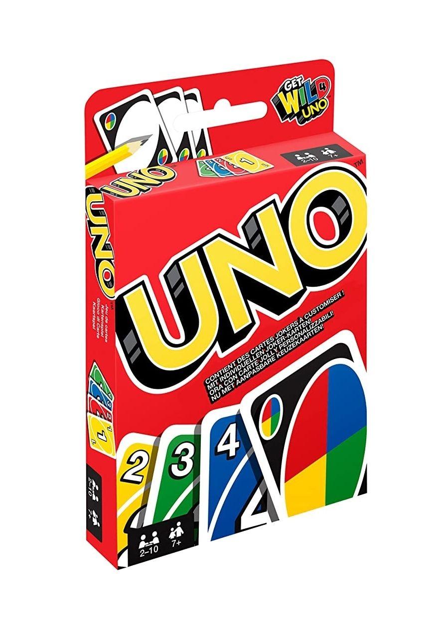 [Prime] Uno Kartenspiel und Gesellschaftsspiel
