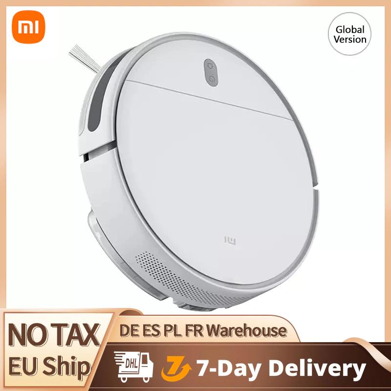 Xiaomi Mi Robot G1 (Vacuum Mop Essential) Staubsaugerroboter mit Wischfunktion (DE Versand)