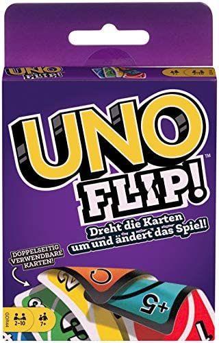[Amazon.de] UNO Flip! - Variante des Kartenspiel Klassikers für 6,79 EUR