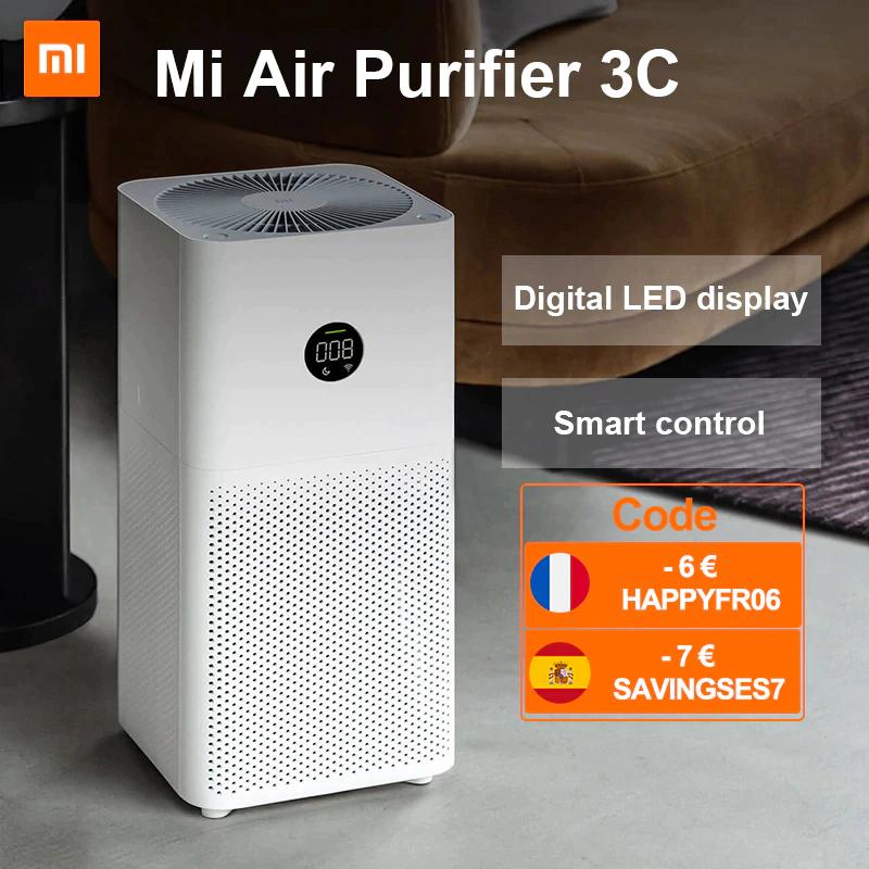 [AliExpress] Xiaomi Luftreiniger 3C aus Spanien oder Polen - 7 Tage Lieferung