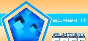[Indiegala] Arcade Game Slash It kostenlos (Windows PC) - sehr positive Reviews