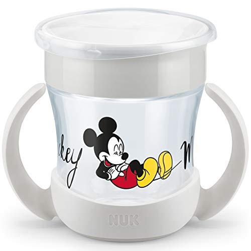 NUK Disney Mini Magic Cup Trinklernbecher (auslaufsicherer 360° Trinkrand | 160ml | BPA-frei) Micky 7,15€ & Mini 6,94€ [Amazon Prime]