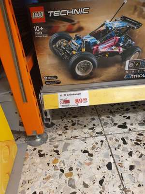 (Alternate) LEGO 42124 Technic Geländewagen Buggy Control+
