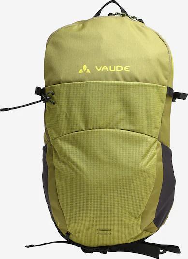 VAUDE Wanderrucksack 'Wizzard 18+4' avocado