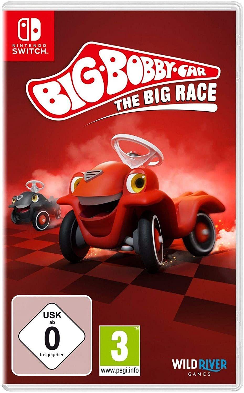 BIG-Bobby-Car - The Big Race [Nintendo Switch] [Amazon Prime]