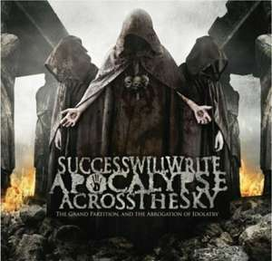 (Prime) Success Will Write Apocalypse Across The Sky - The Grand Partition (Vinyl LP)