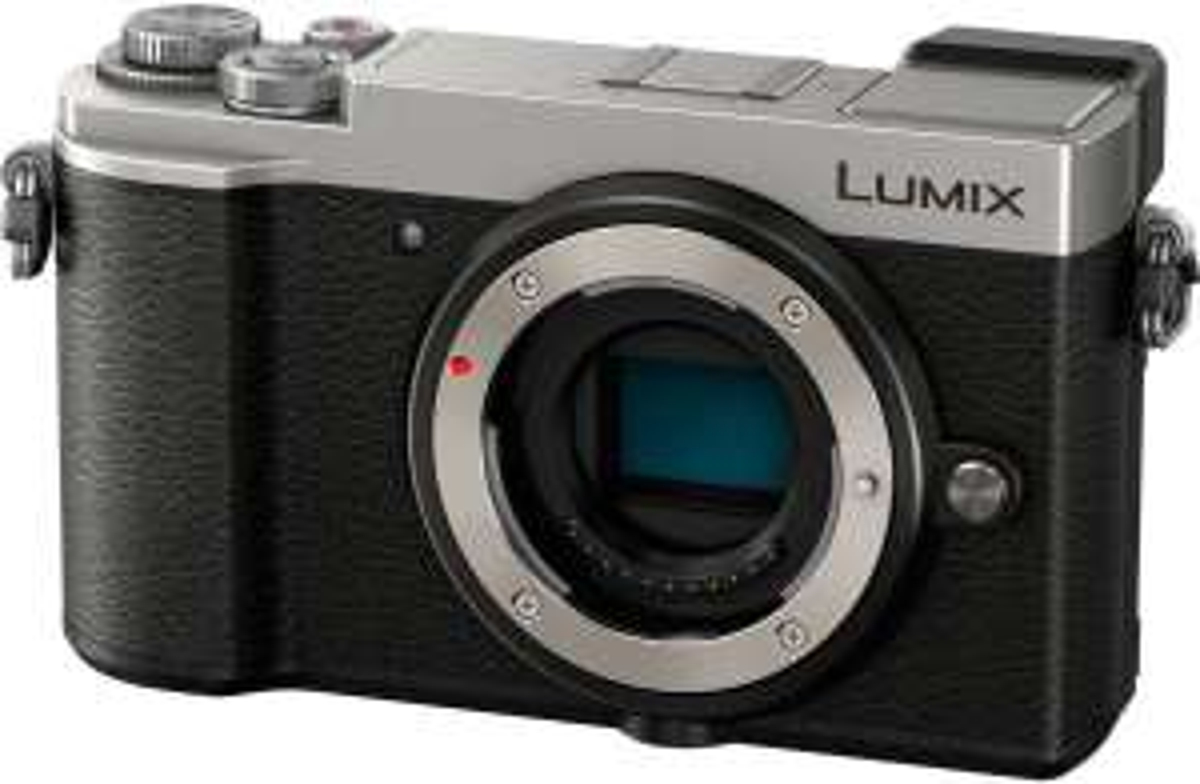 Panasonic Lumix GX9 MFT Systemkamera inkl. 12-32mm F3,5-5,6, 35-100mm F4-5,6 & 25mm F1,7 Objektiv | Fnac FR