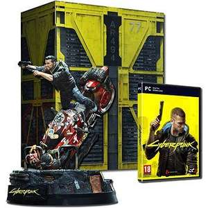 Cyberpunk 2077 Collectors Edition PC