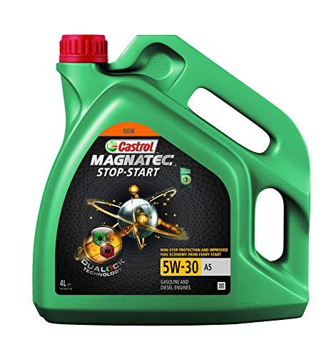 Motoröl Castrol Magnatec Stop-Start 5W-30 A5 4L @amazon Prime