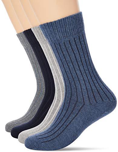 4 Paar s.Oliver Herren Socken, Größe 39-42 (Amazon Prime)