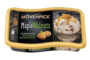Tegut lokal : Mövenpick 900/850ml feine Eiskreation, verschiedene Sorten auch Salted Caramel und Bourbon Vanille