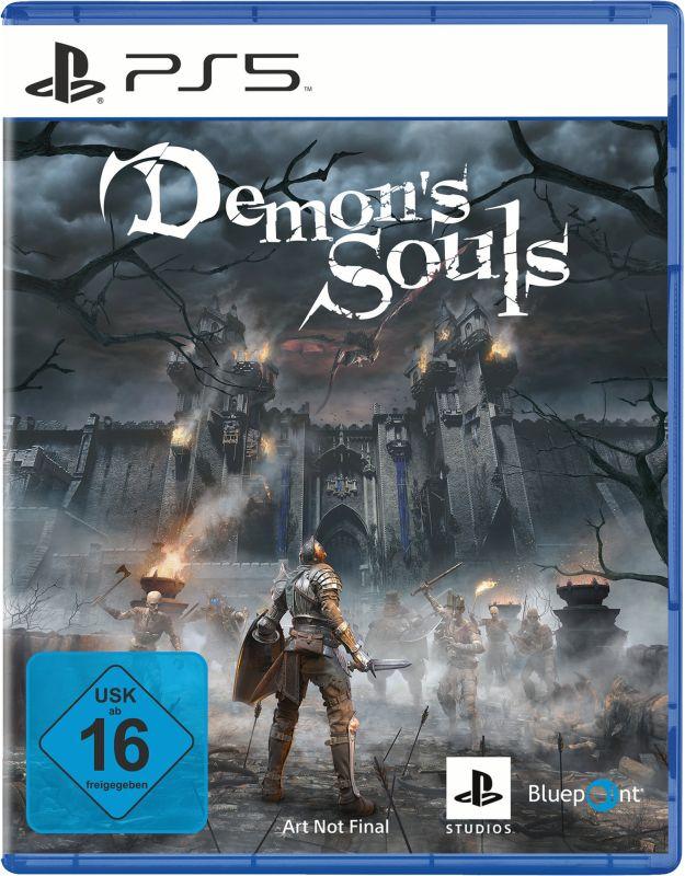 MEDIMAX | Demon's Souls - Playstation 5 | 45€ Abholung - 48,95 Versand