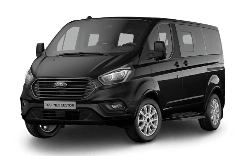 [Vario Finanzierung] Ford Tourneo Custom L1H1 Titanium/ 256€ mtl./48 Monate /40.000km