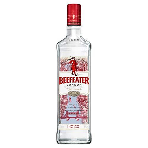 Beefeater London Dry Gin 1 Liter, 47 % [Amazon] Versandkostenfrei bei prime