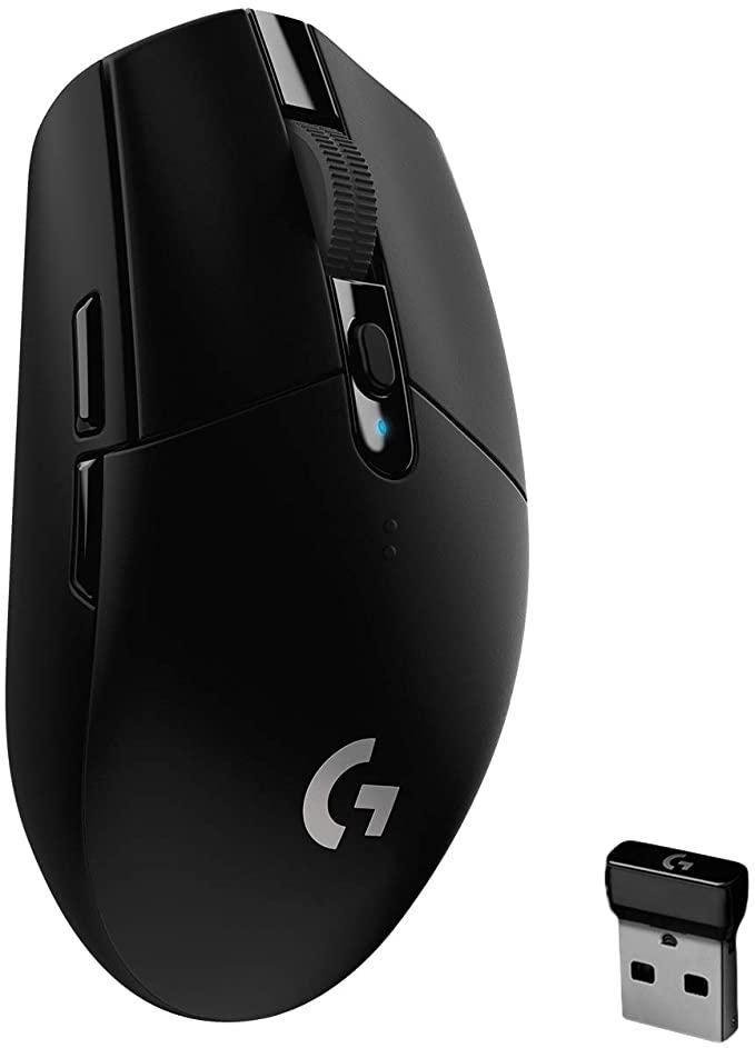 Logitech G305 LIGHTSPEED kabellose Gaming-Maus mit HERO 12K DPI Sensor für 31,83€ inkl. Versandkosten