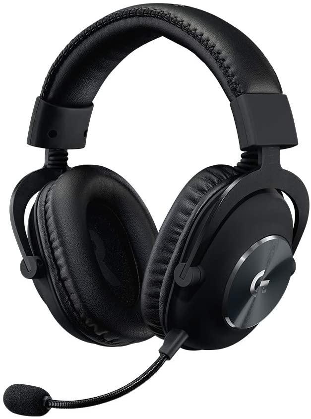 Logitech G PRO Gaming-Headset Over-Ear Kopfhörer mit PRO-G 50-mm-Lautsprechern für 71,55€ inkl. Versandkosten