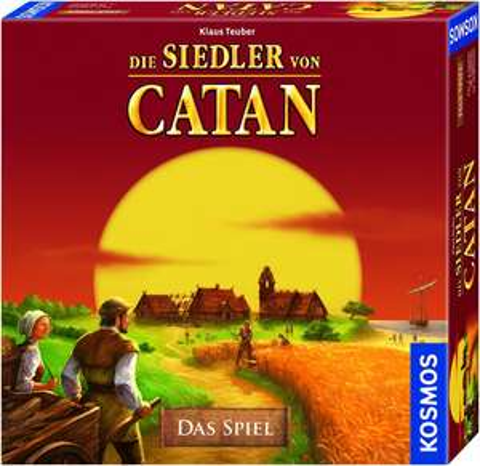 Catan - Das Spiel [Thalia KultClub]