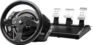 Thrustmaster T300 RS GT Edition (Rennlenkrad inkl. 3 Metallpedale, Force-Feedback, für PC & Playstation)
