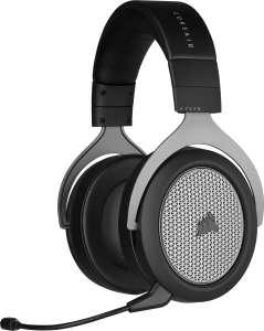 Corsair HS75 XB Wireless Over-Ear Gaming-Headset (Dolby Atmos, 50 mm Treiber, 20h Akku, USB-C, abnehmbares Mikrofon, für Xbox)