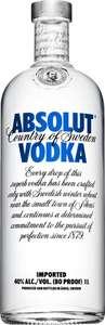 [Citti Märkte] Absolut Vodka 1liter Flasche für 13.99€ versch.Sorten