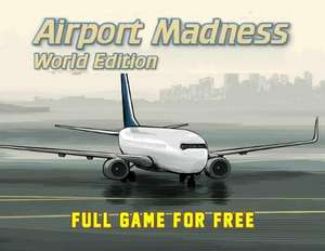 Airport Madness: World Edition kostenlos bei Indiegala