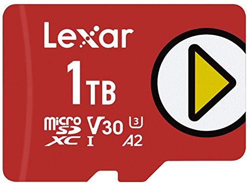 Lexar Play microSDXC 1TB für 146,86 € (Amazon)