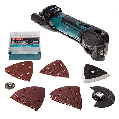 (Amazon DE) Makita DTM 51 Multi Tool Set, DTM51ZJX7 (inkl. MakPac und Zubehör)