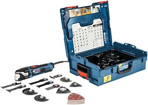 Bosch Professional Multi-Cutter GOP 55-36 Multifunktionswerkzeug mit viel Zubehör