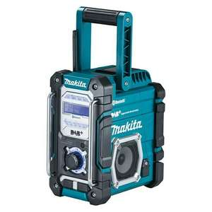 Makita Baustellenradio DMR112 mit DAB und Bluetooth