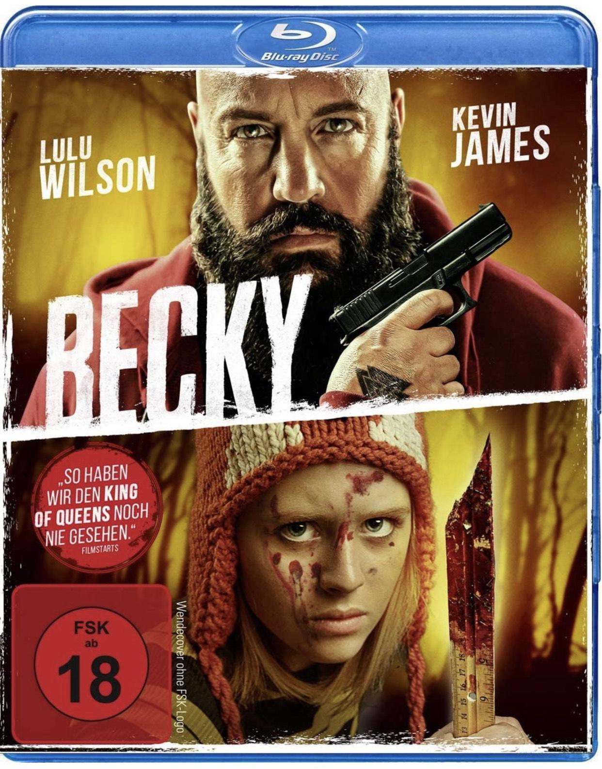 2 x Becky (Blu-ray) bei Amazon