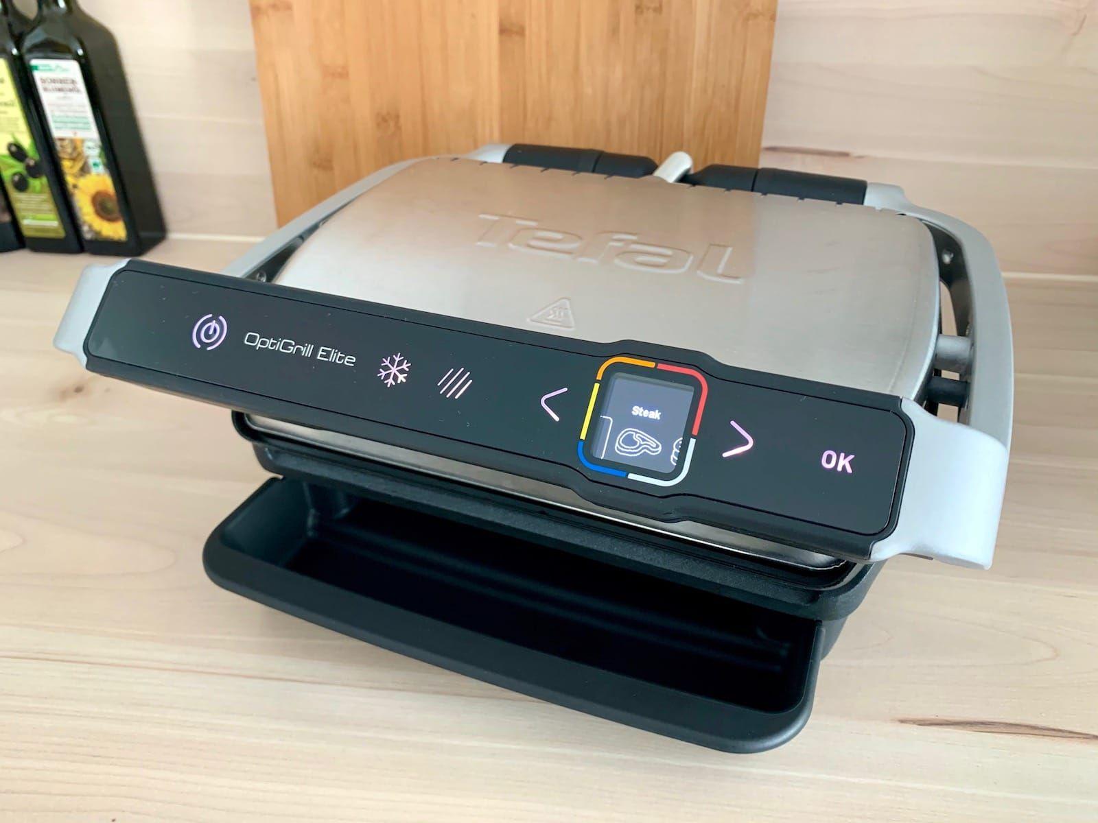 [Niederlande] Mediamarkt Tefal Optigrill Elite GC750D für eff. 149€ durch 30€ Cashback