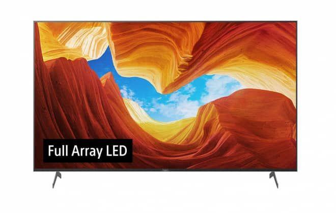Sony KD-75XH9299 XH92 | Full Array LED | 4K Ultra HD | High Dynamic Range (HDR) | Smart TV (Android TV) FALD HDMI 2.1 (Schwarz)