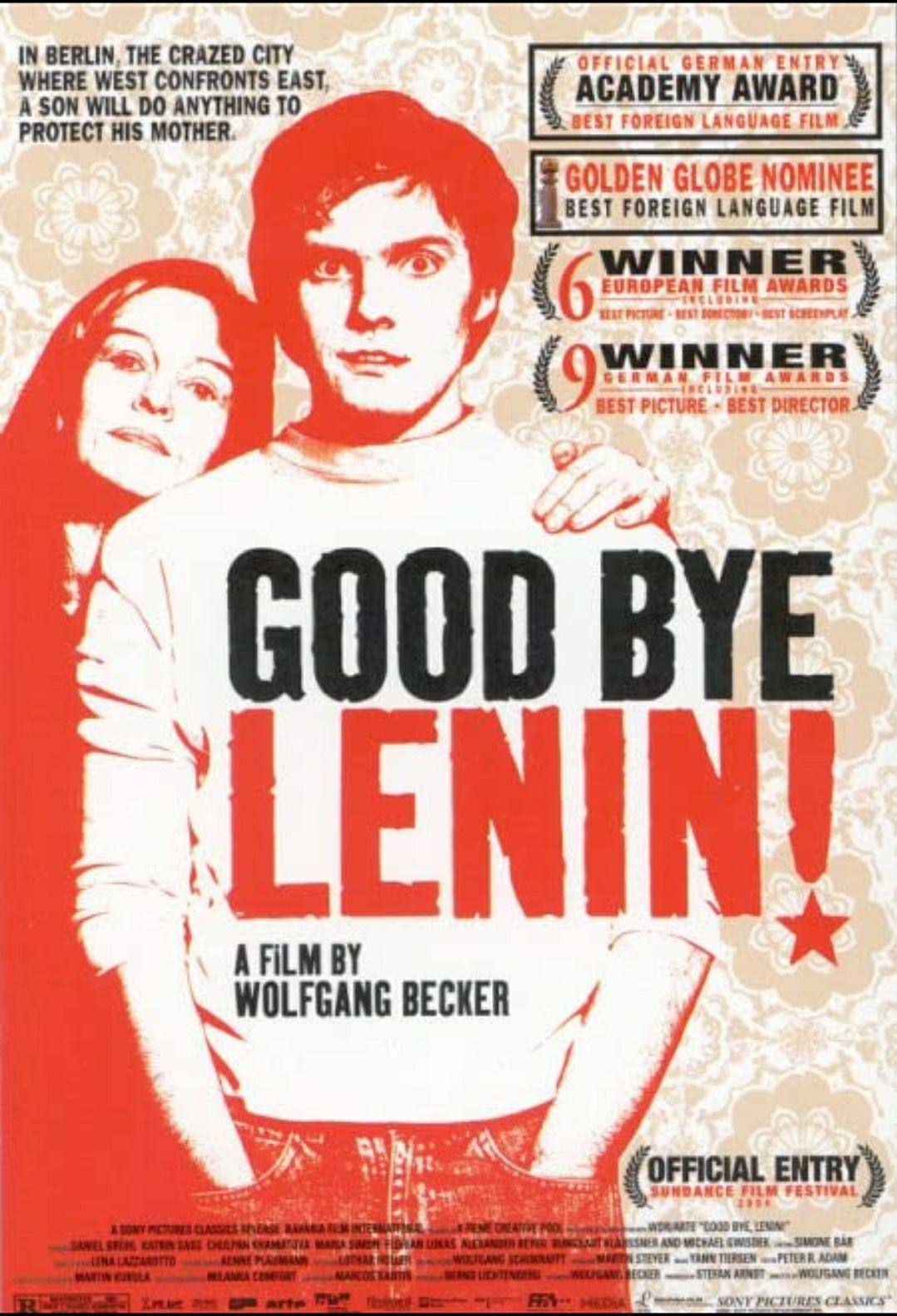 """[ARD Mediathek] Mehrfach ausgezeichnet: """"Good Bye, Lenin!"""" mit Daniel Brühl kostenlos streamen [IMDb 7.7]"""