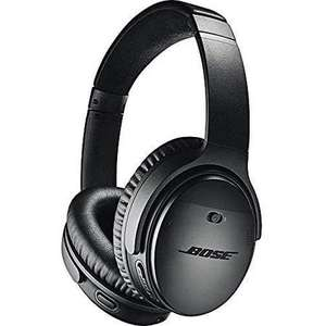 Bose QuietComfort 35 II Over Ear ANC schwarz