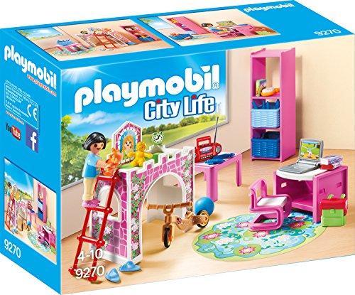 [Prime] Playmobil City Life 9270 Fröhliches Kinderzimmer, Ab 4 Jahren