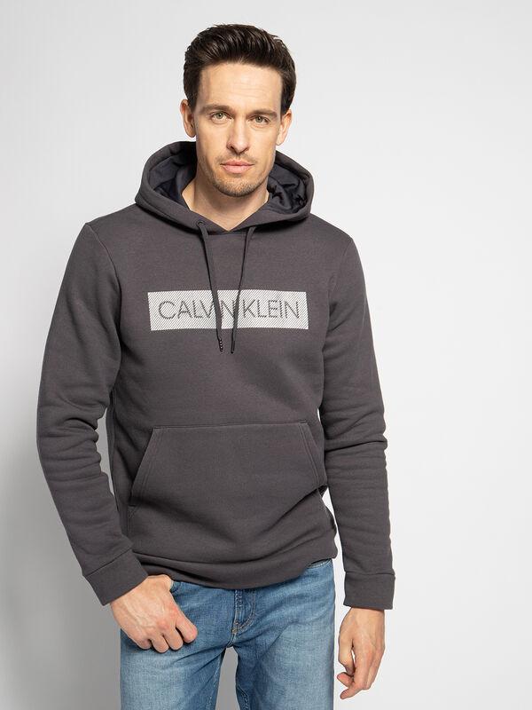 10% extra Rabatt auf Sweatwear + gratis Versand, z.B. Calvin Klein Hoodie aus reiner Baumwolle