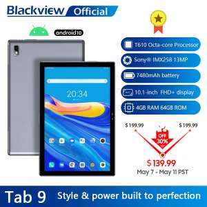 "Blackview Tab 9 10.1 ""Android 10 Tablet"