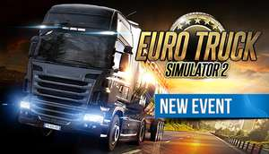 Euro Truck Simulator 2 für 4,99€ PC, Steam