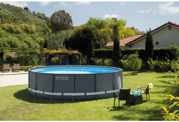 Intex Ultra Frame XTR Pool Set 4.88m x 1.22m, ALDI SÜD