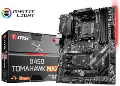 Mainboard MSI B450 Tomahawk Max - AM4, ATX