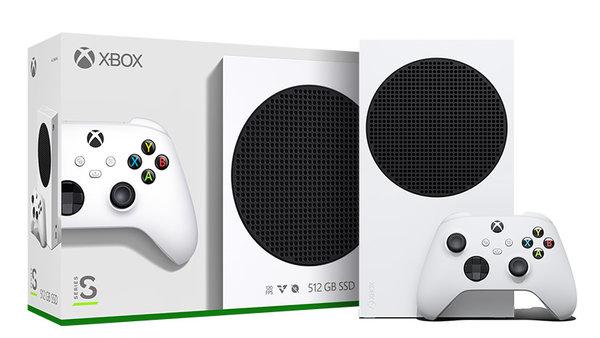 Xbox Series S - Konsole White - Digital Edition