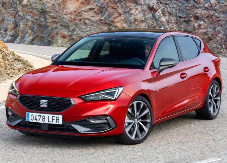 Privatleasing: Seat Leon (Bafa) / 204PS (konfigurierbar) für 129€ (eff 166€) monatlich - LF:0,37