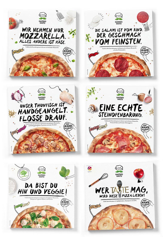 [Edeka Minden-Hannover] Gustavo Gusto Pizza verschiedene Sorten mit Marktguru Cashback für effektiv 2,99€